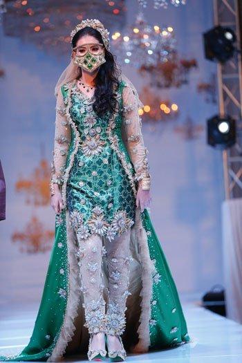 بالصور ازياء عمانية مطورة , موديلات لملابس تقليدية تم تطويرها 1283 3