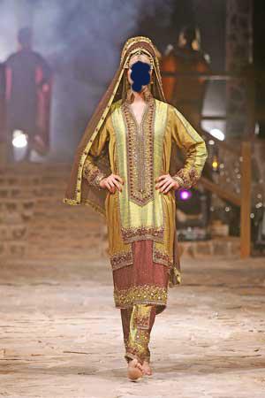 بالصور ازياء عمانية مطورة , موديلات لملابس تقليدية تم تطويرها 1283 6