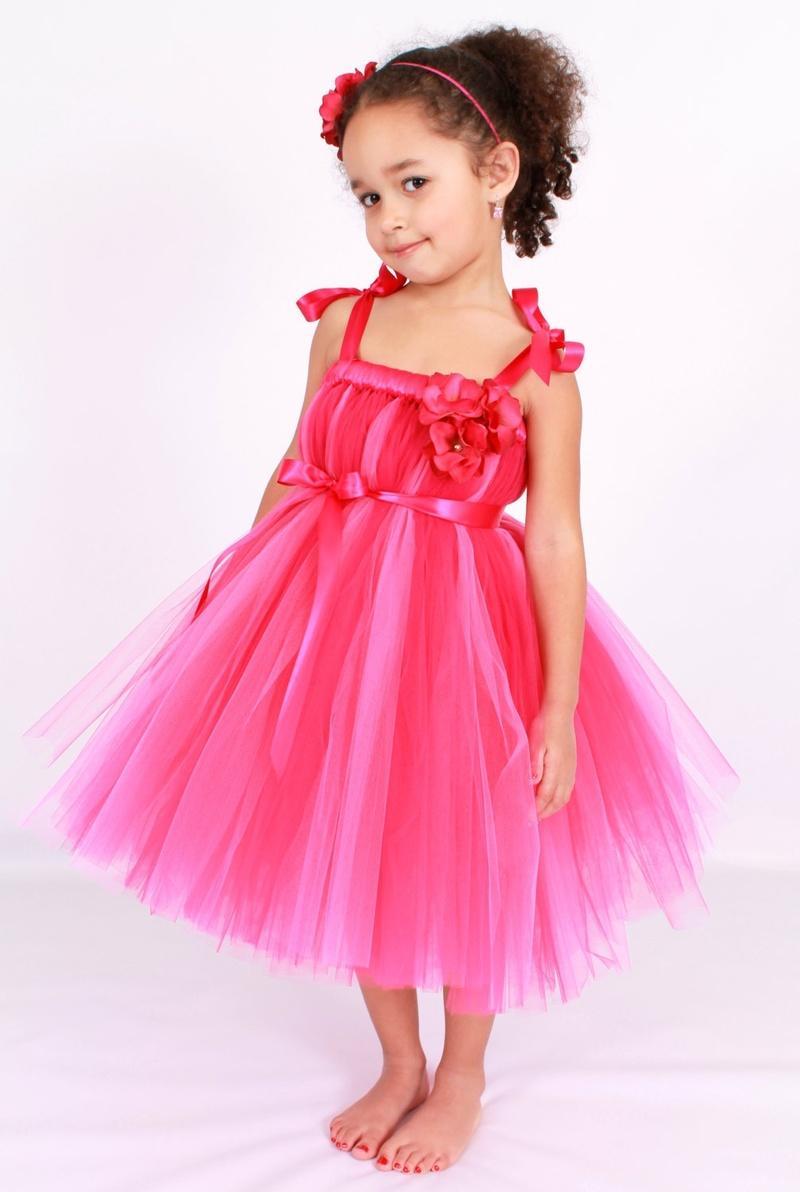 بالصور فساتين اطفال جديدة , تشكيلة منوعة لفستان بنوتة 1292 2