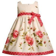 بالصور فساتين اطفال جديدة , تشكيلة منوعة لفستان بنوتة 1292 3