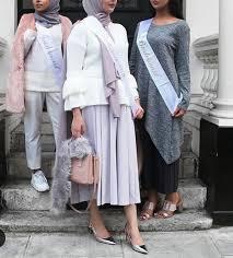 صور ازياء محجبات 2019 , ملابس للمحجبات روعه