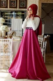 صور احدث الفساتين للمحجبات , موديلات فستان روعه