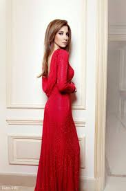 بالصور فساتين ورديه , موديل فستان ملون 1318 1
