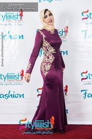 بالصور فساتين محجبات سهرة , ملابس مميزة للحجاب 1324 5