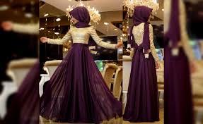 بالصور فساتين محجبات سهرة , ملابس مميزة للحجاب 1324 6