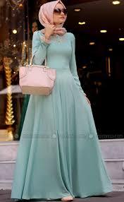 بالصور فساتين محجبات سهرة , ملابس مميزة للحجاب 1324