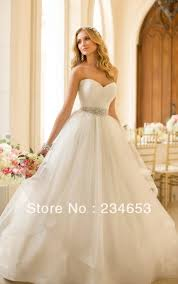 بالصور اجمل فساتين اعراس , فساتين زفاف 2019 1326 10