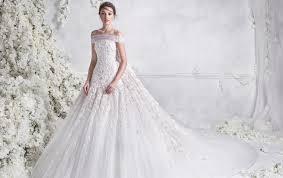 بالصور اجمل فساتين اعراس , فساتين زفاف 2019 1326 5