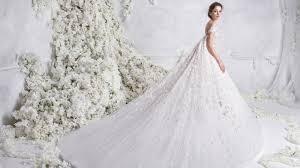 بالصور اجمل فساتين اعراس , فساتين زفاف 2019 1326 6