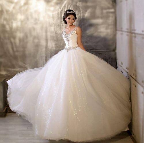 بالصور اجمل فساتين اعراس , فساتين زفاف 2019 1326 8