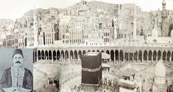 بالصور صور الكعبة قديما , خلفيات نادره للكعبه الشريفه 1529 4