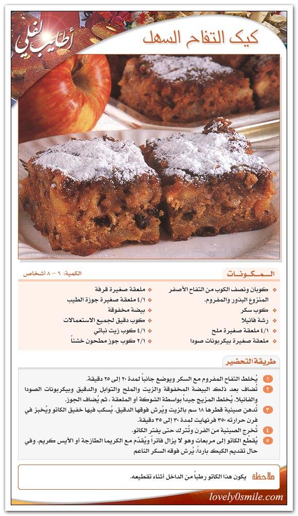 بالصور وصفات حلويات بالصور , احلى واسهل الحلوى 1580 2