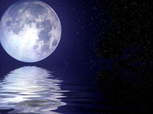 صور صور عن القمر , عن جمال القمر