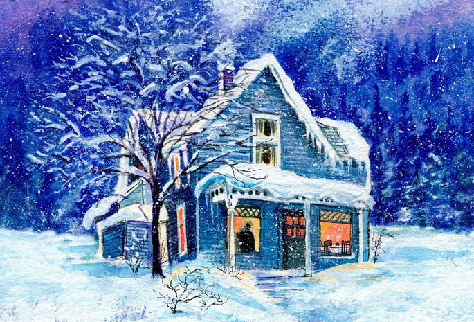 بالصور صور عن فصل الشتاء , روائع الشتاء 1638 2