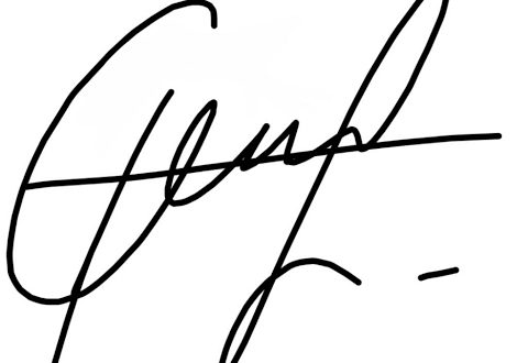 صور صور توقيع , صورة اجمل خط وطريقة كتابة توقيع على الصور