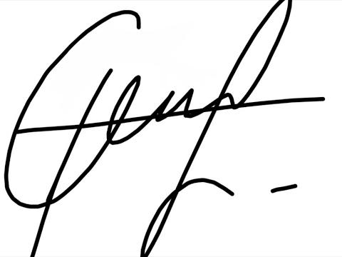 صوره صور توقيع , صورة اجمل خط وطريقة كتابة توقيع على الصور