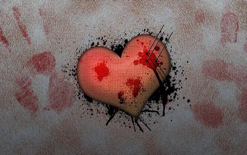 بالصور صور قلوب مجروحه , احلي خلفيات حزينة 1779 14