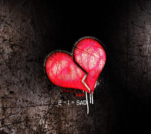 بالصور صور قلوب مجروحه , احلي خلفيات حزينة 1779 2