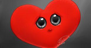 صوره صور قلوب مجروحه , احلي خلفيات حزينة