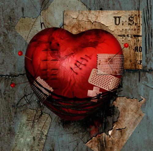 بالصور صور قلوب مجروحه , احلي خلفيات حزينة 1779 3
