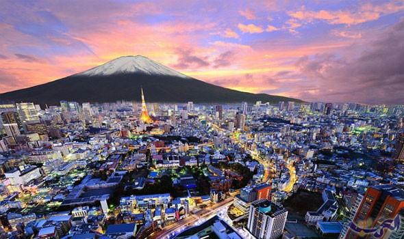 صور صور عن اليابان , من علم اليابان