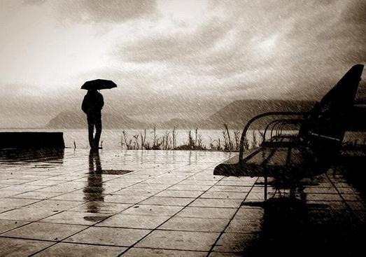 صوره صور طبيعة حزينة , مناظر وكلمات حزن
