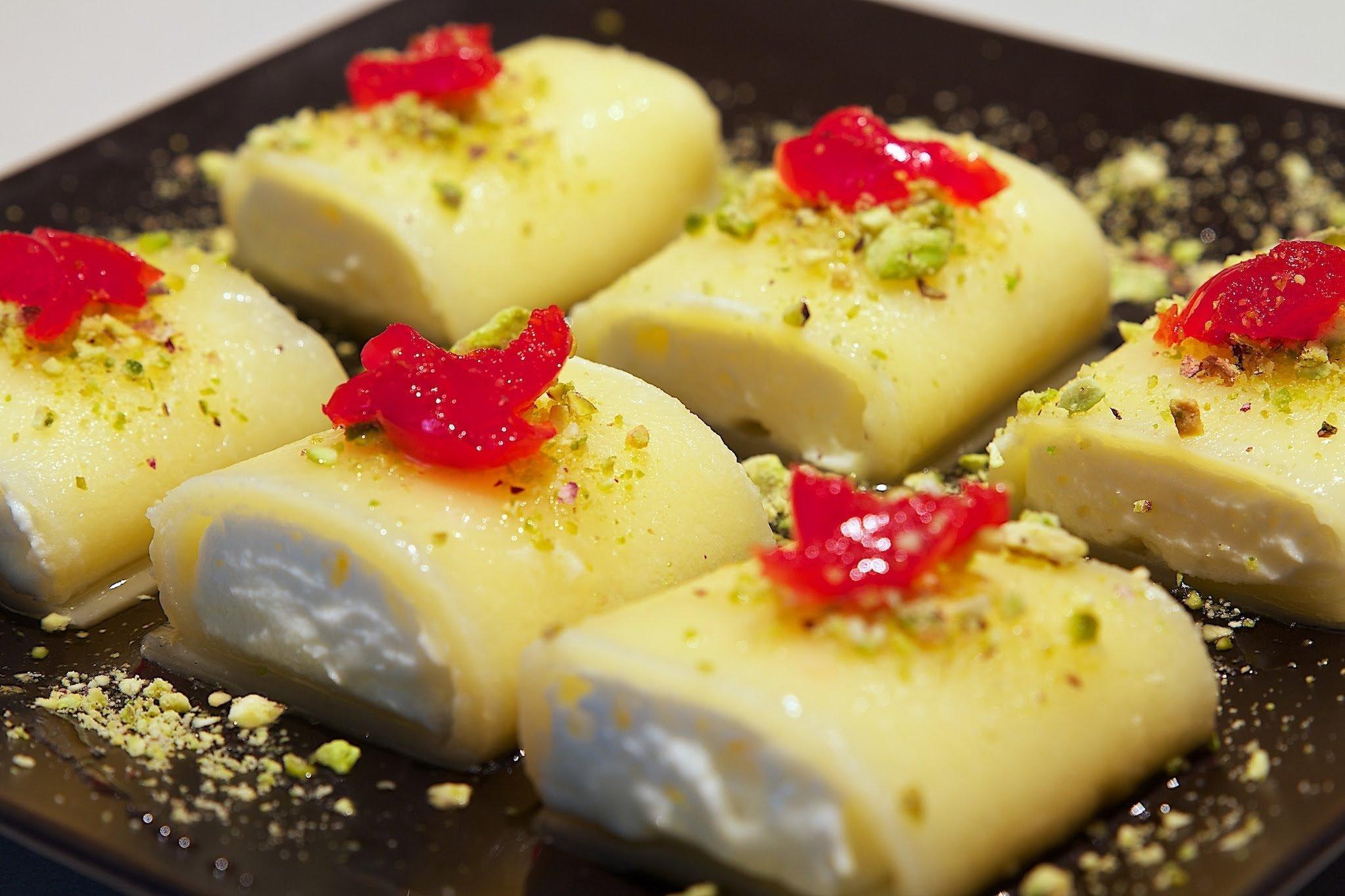 بالصور حلاوة الجبن بالصور , حلويات الجبن 2010 6