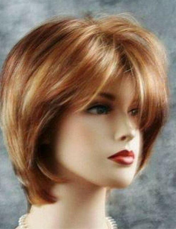 بالصور قصات شعر جديده , تسريحات للشعر القصير والطويل 2023 7