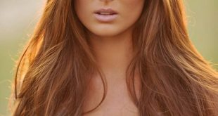 صور درجات الشعر البني , صبغات شعر بلون بني