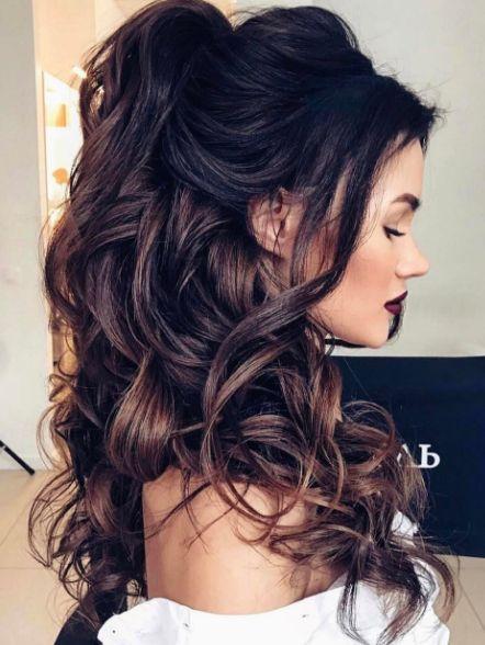 صور تسريحات شعر للافراح والمناسبات , اخر صيحات موضة الشعر