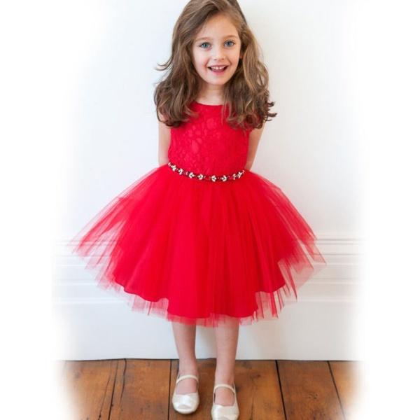 بالصور احدث فساتين الاطفال للعيد , اروع فستان للعيد 207 4