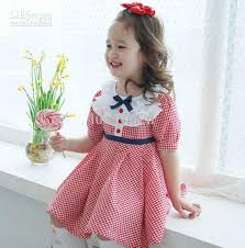 بالصور احدث فساتين الاطفال للعيد , اروع فستان للعيد 207 7