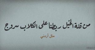 بالصور امثال اردنية مضحكة , حكمة ومثل من الاردن تضحك 2107 2 310x165