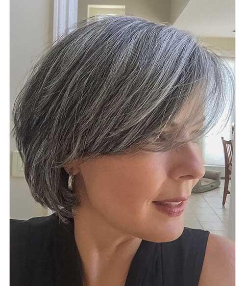بالصور شعر قصير جدا , قصات وتسريحات للشعر القصير 2116 2