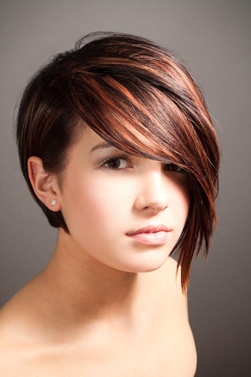 بالصور شعر قصير جدا , قصات وتسريحات للشعر القصير 2116 4