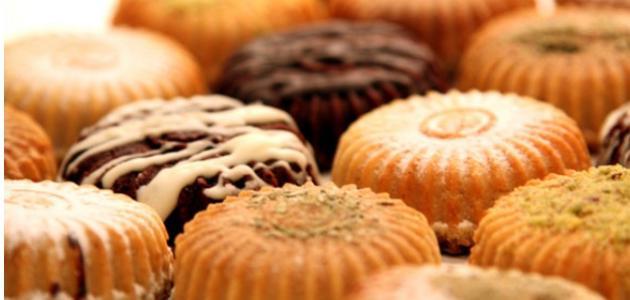 صور وصفات حلويات العيد , طريقة البسكويت والمعمول والكحك
