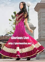 بالصور احدث الفساتين الهندية , تصاميم هنديه انيقه 220 2