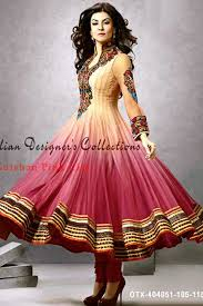 بالصور احدث الفساتين الهندية , تصاميم هنديه انيقه 220 5