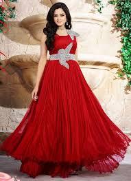 بالصور احدث الفساتين الهندية , تصاميم هنديه انيقه 220 8