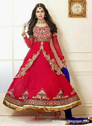 صوره احدث الفساتين الهندية , تصاميم هنديه انيقه