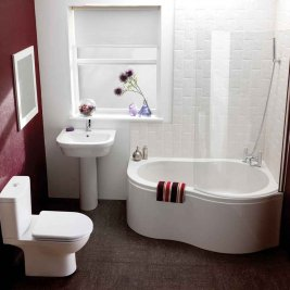 بالصور احواض رخام للحمامات , ديكورات حمامات حديثه 2245 2