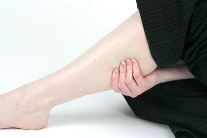 صوره اسباب الم الساقين , علاج ورم الساقين