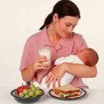 الاكل الصحي للمرضعة , معلومه هامة عن الرضاعه