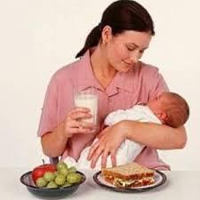 صوره الاكل الصحي للمرضعة , معلومه هامة عن الرضاعه