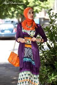 بالصور اطقم خروج للمحجبات , اجمل لبس للمحجبات 2350 5
