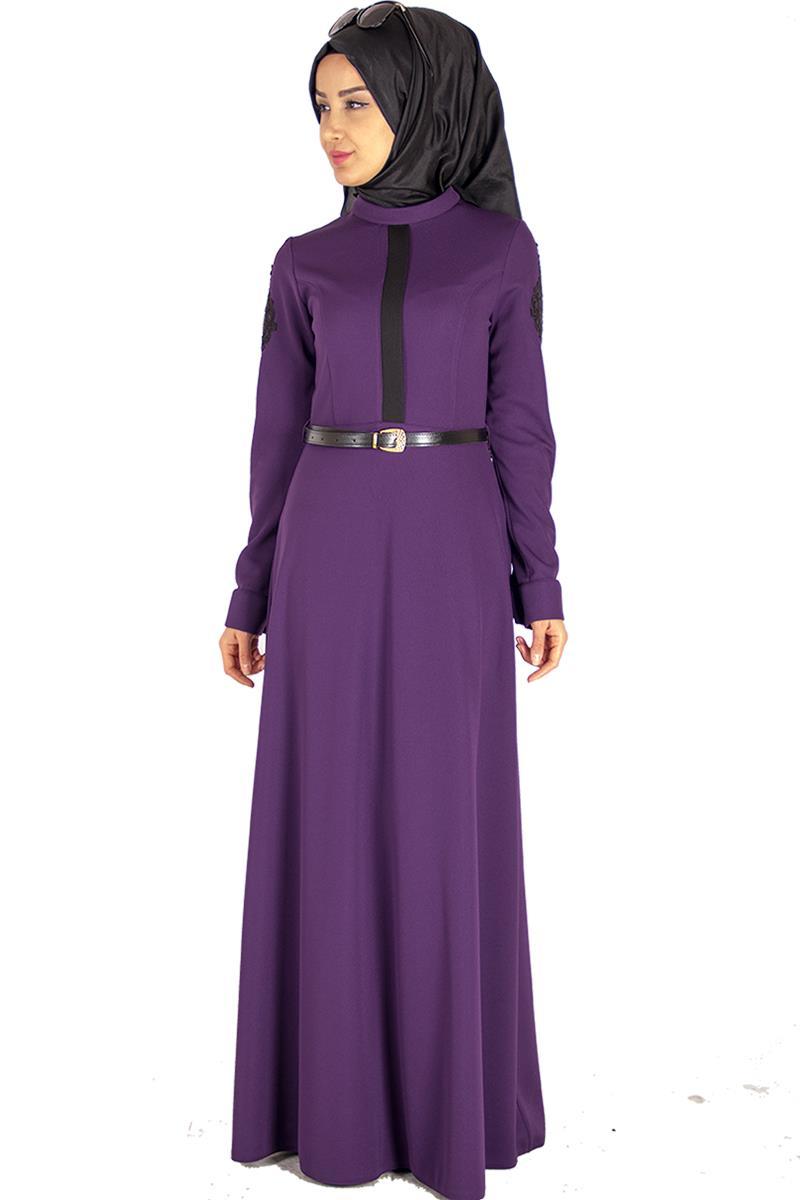 بالصور بدلات للمحجبات , ملابس لكل فتاة محجبة 2537 8