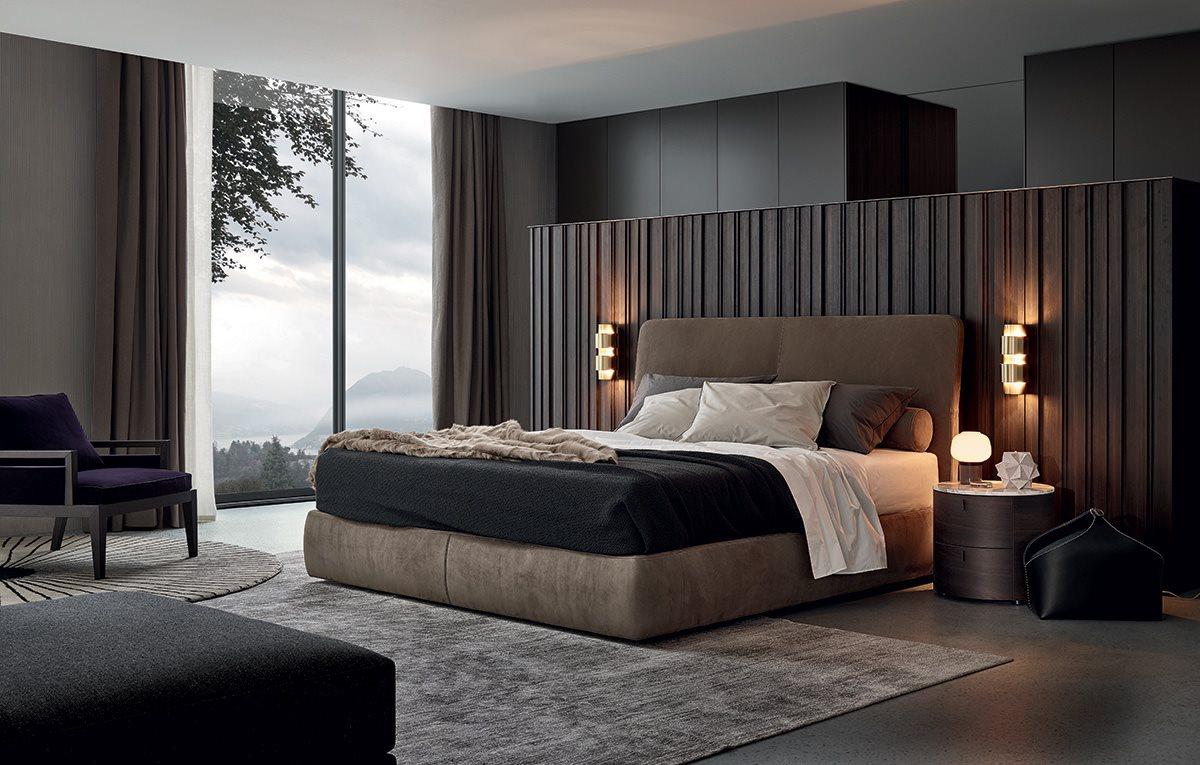 بالصور غرف نوم مودرن , تصمبم جميل لغرفه النوم 2638 1
