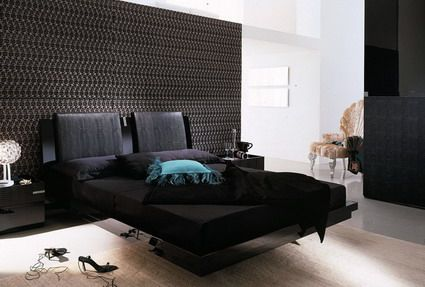 بالصور غرف نوم مودرن , تصمبم جميل لغرفه النوم 2638 2