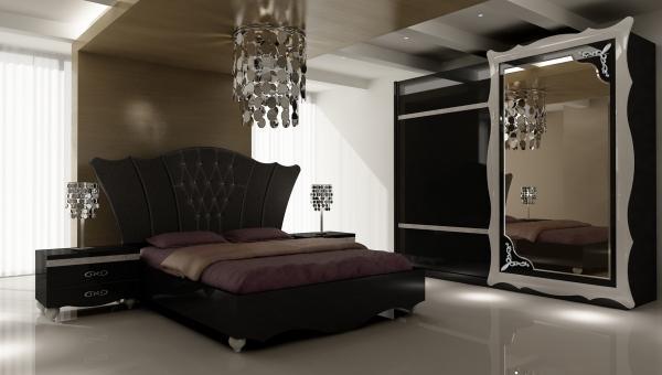 صور غرف نوم مودرن , تصمبم جميل لغرفه النوم