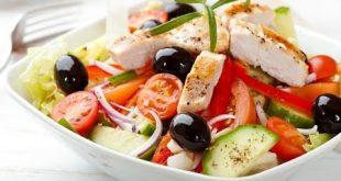 صورة اكلات رجيم سهله لذيذه , جماالك وصحنك بي ايديكى